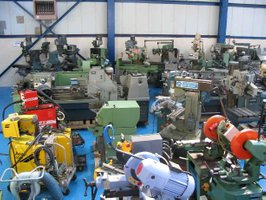 Used Engineering Machinery For Sale