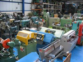 Used Sheet Metal Fabrication Machinery For Sale