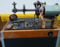 Star Watch - Clock Makers Lathe